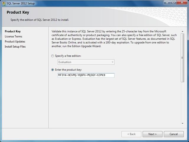 SQL Server 2012 Installation Guide - SQLServerCentral