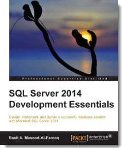 SQL Server 2014 Development Essentials, ISBN: 9781782172550